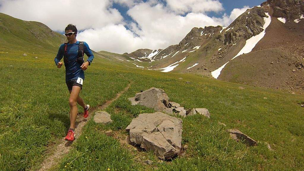 Kilian Jornet Hardrock Hundred