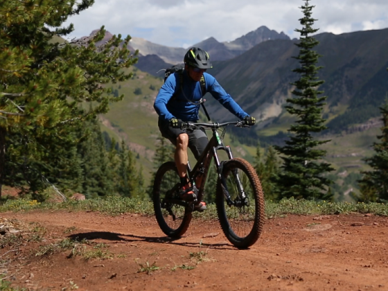 Teocali Trail, Crested Butte