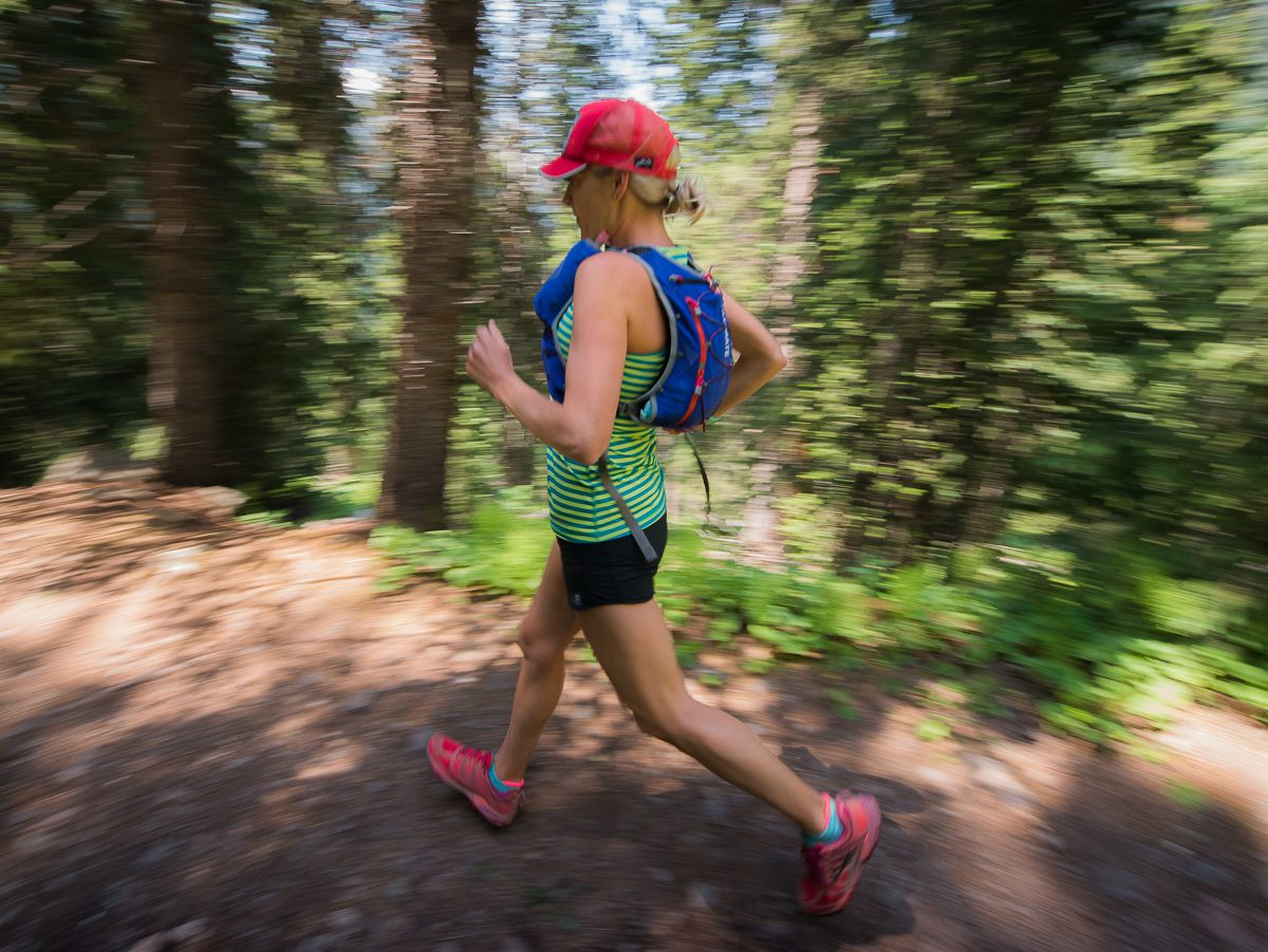 Megan Longinotti Trail Running