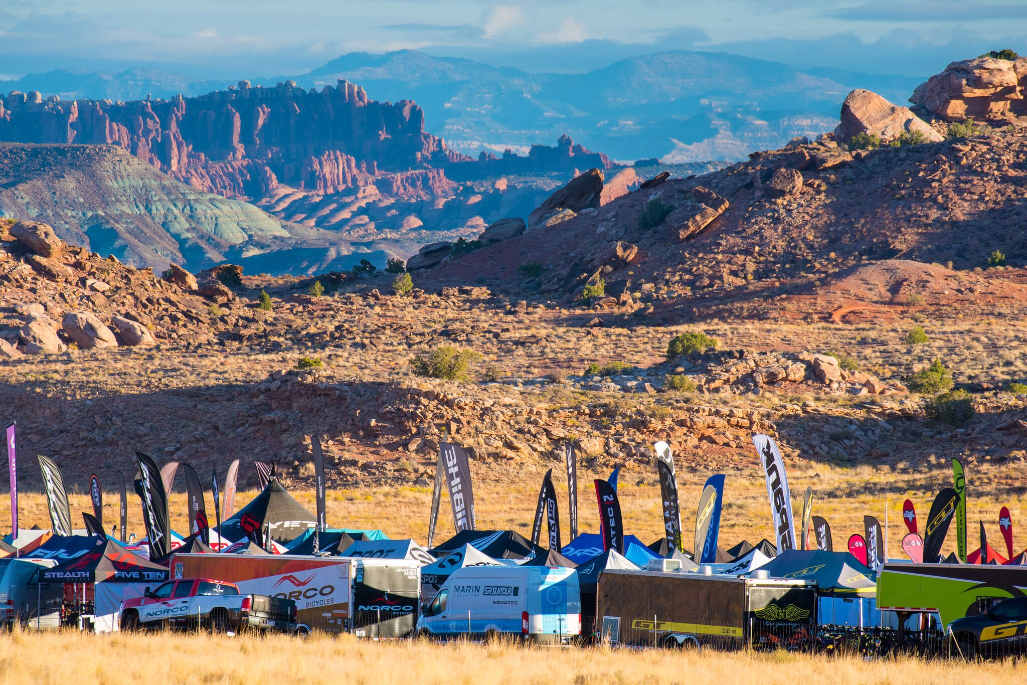 Outerbike: Moab, Utah