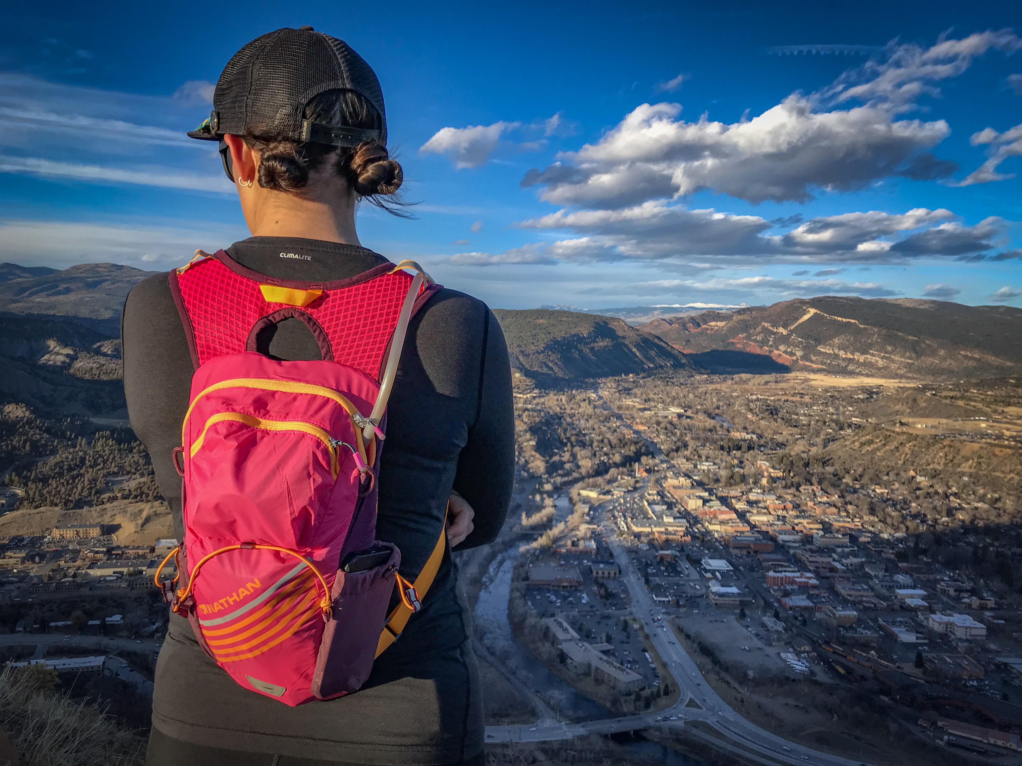 trail running Durango