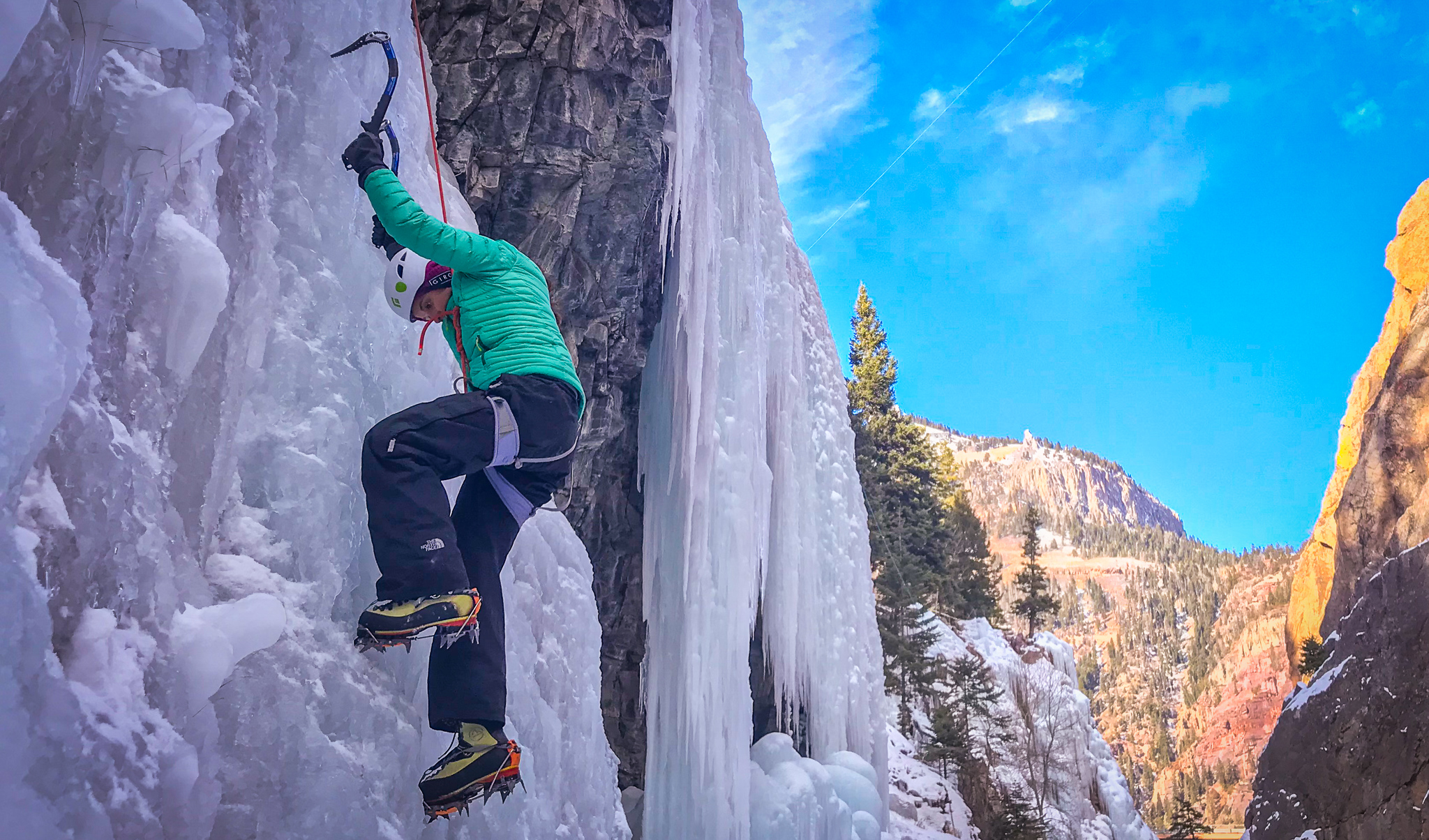 64fd728bdf3 Everything you need to know for your first day ice climbing in Ouray Ice  Park