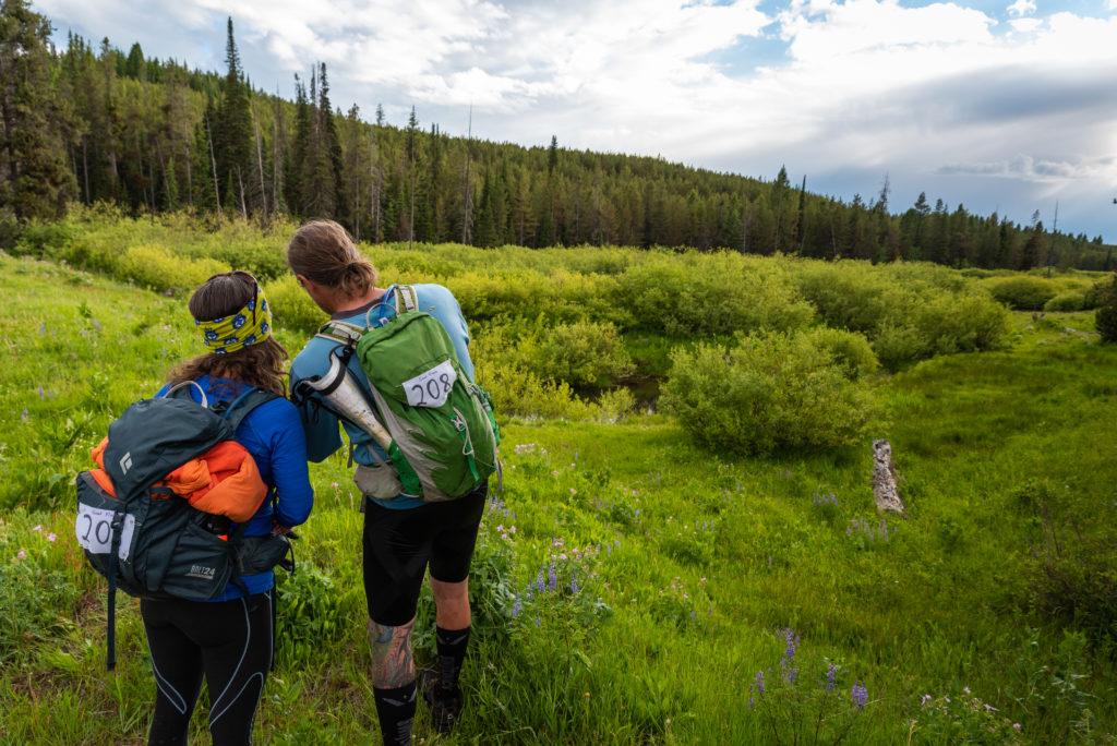 The Teton Ogre Adventure Race Takes on the Beast