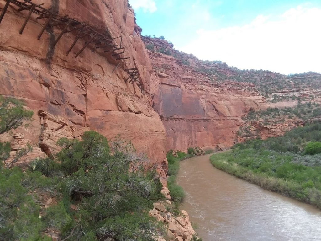 Dolores River via San Miguel: A Dreamer's Wake-up Call