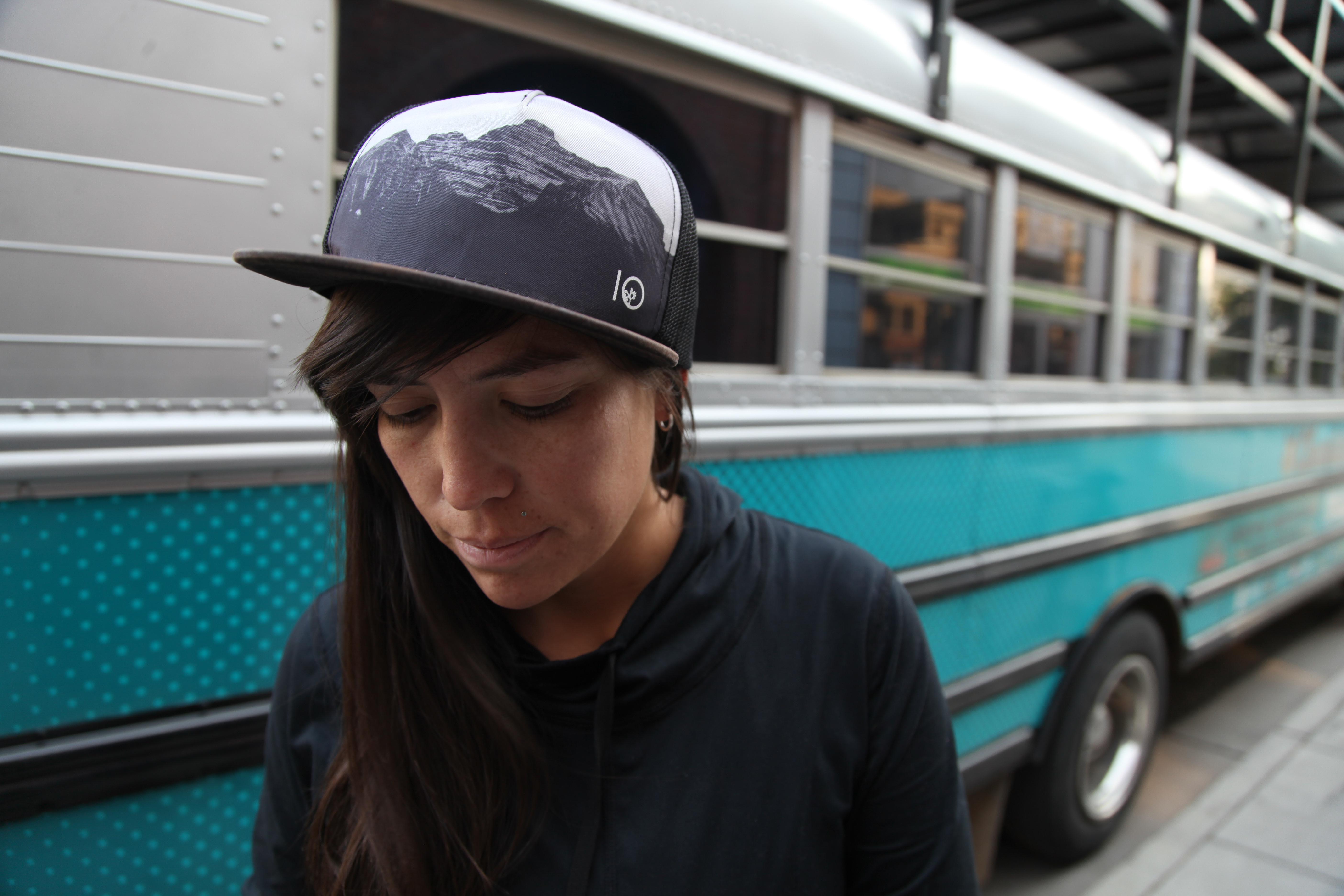 tentree trucker hat
