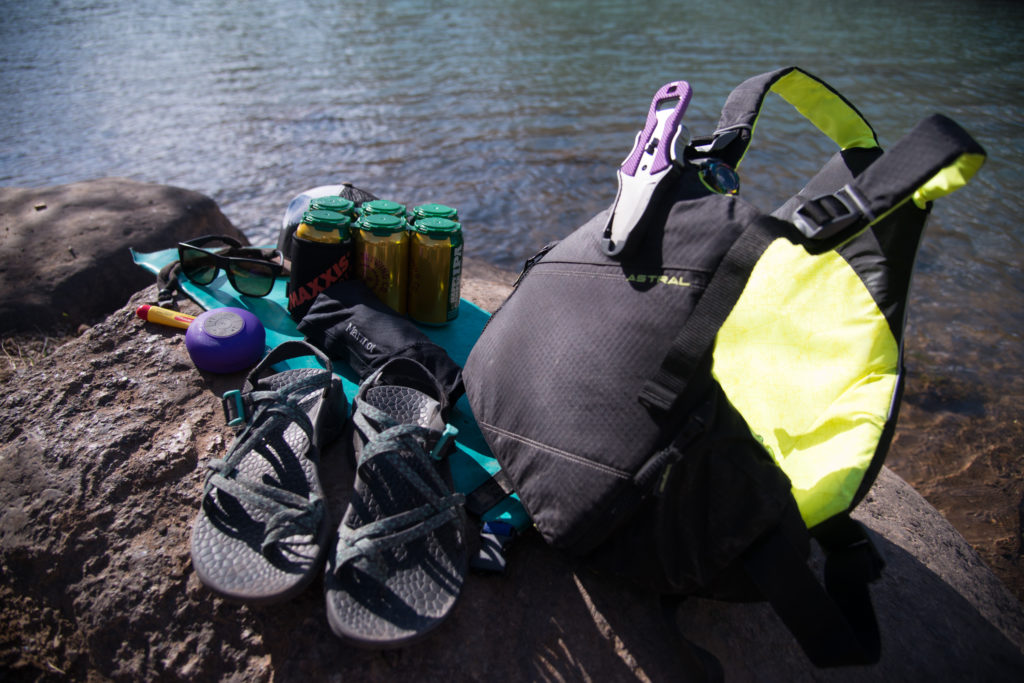 River Running Revelry: Essentials for your next rafting day trip down the rio