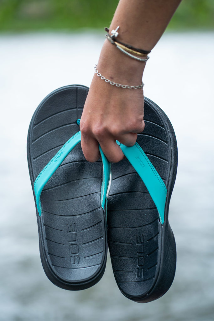 SOLE Shoes: Women's Catalina Sport Flip