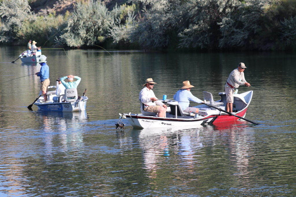 San Juan River Bi-Fly Fishing Tournament: Hope Hangs on Every Cast