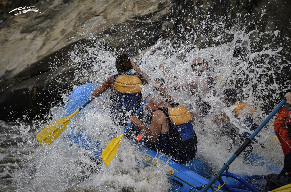 Readers' Photos - whitewater rafting