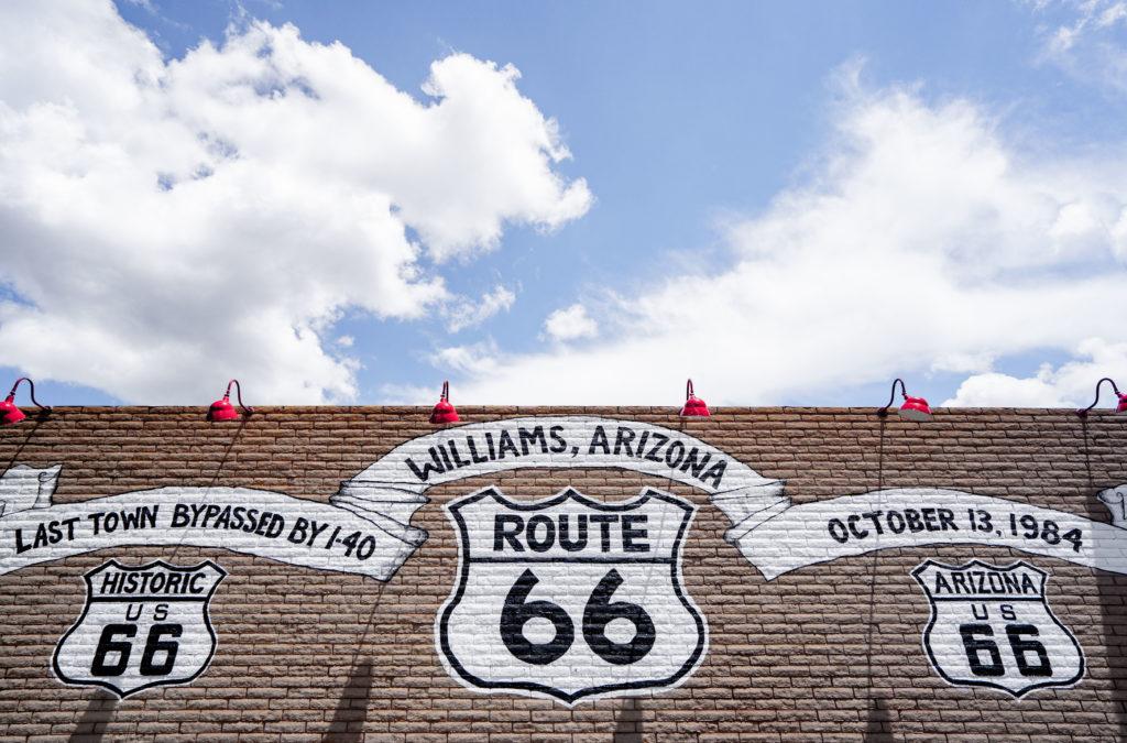 Williams, Arizona Route 66