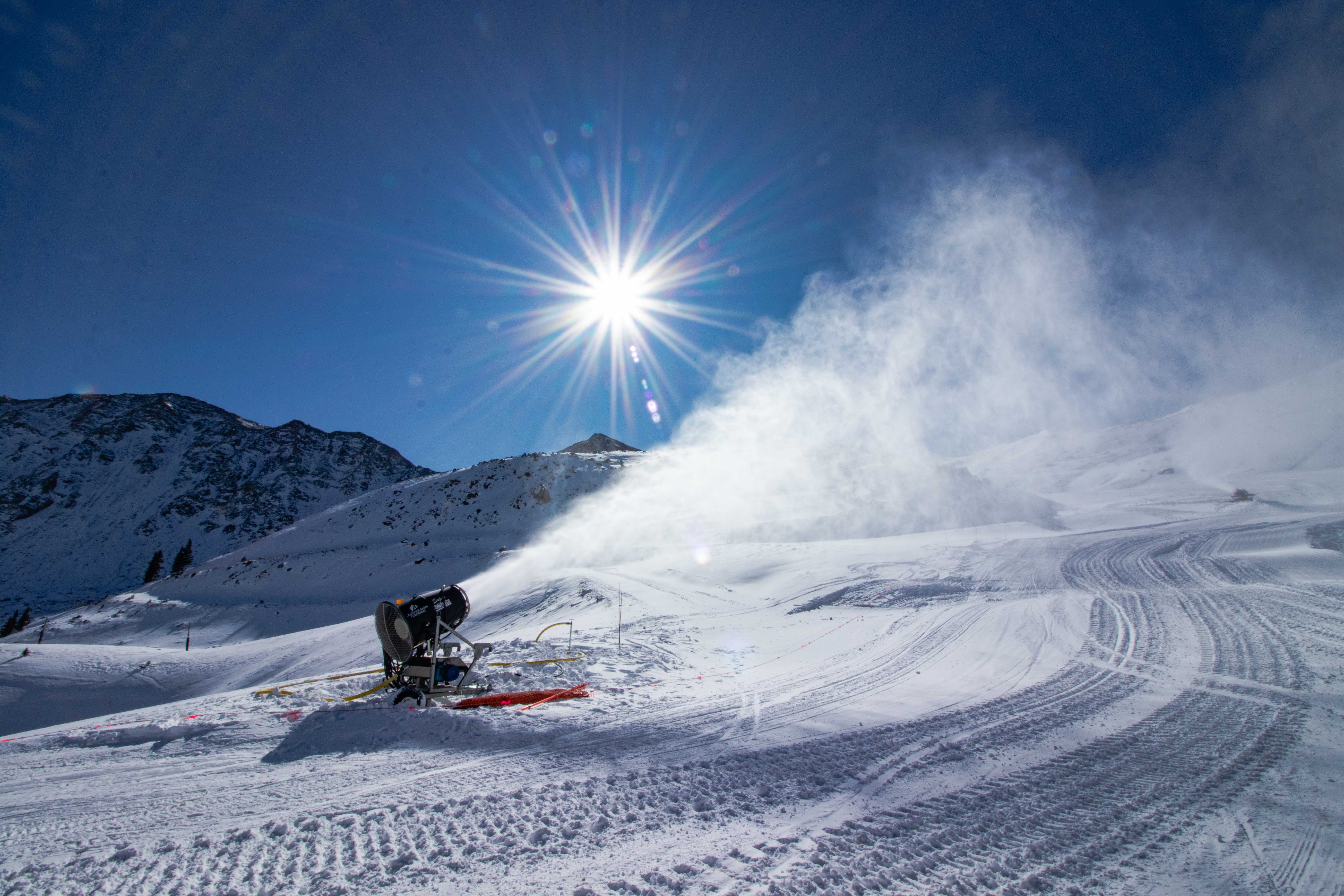 snow-making