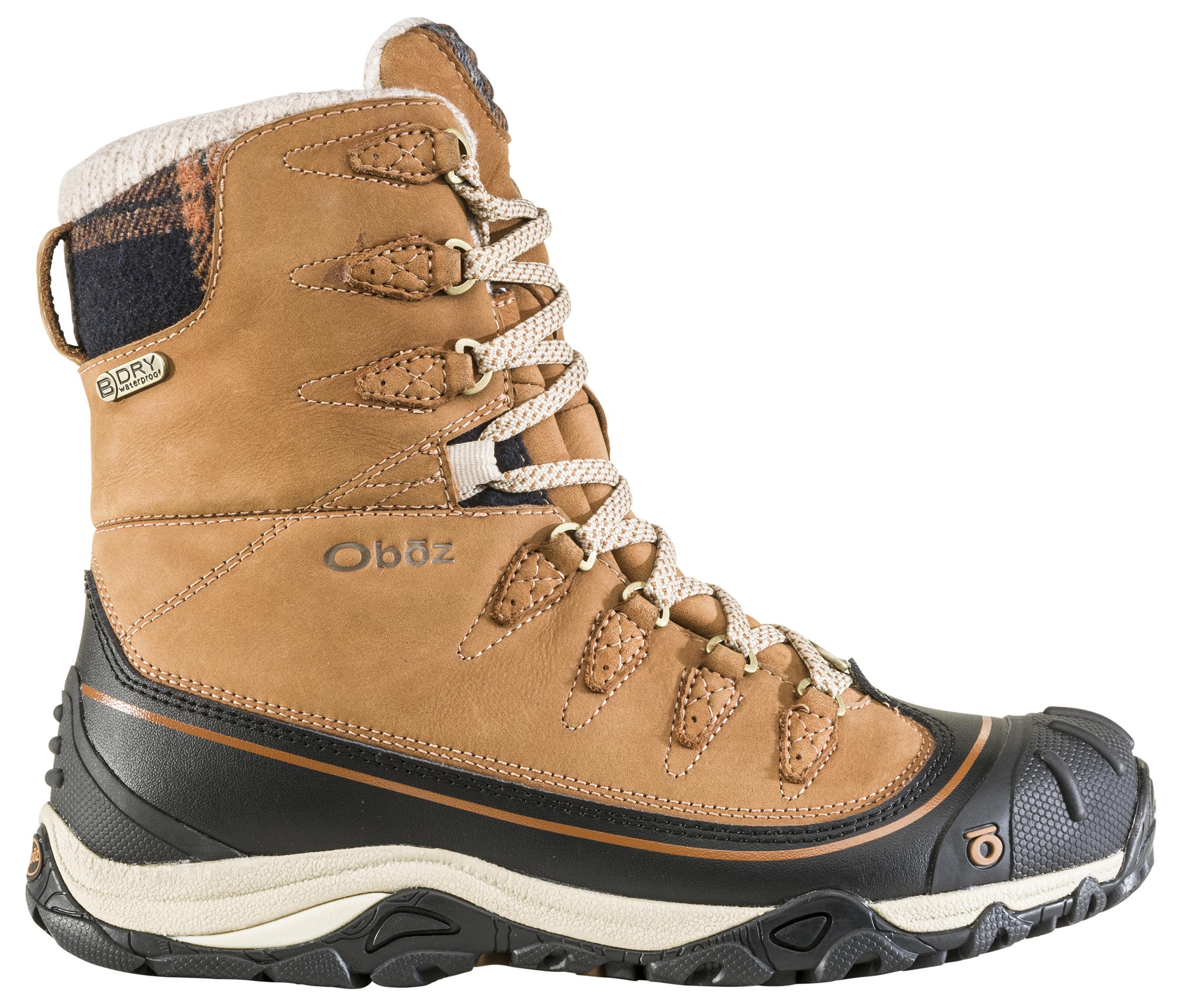 oboz sapphire boot