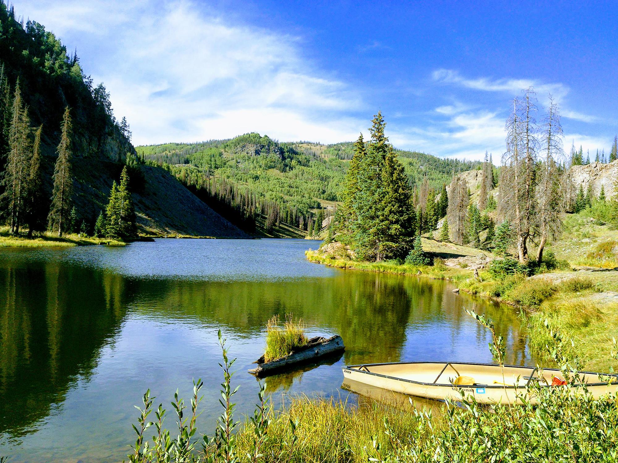 Mix Lake