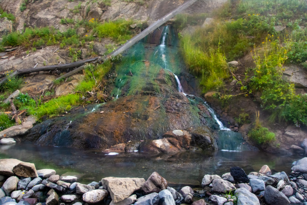 The Fascinating Geology of Rainbow Hot Springs