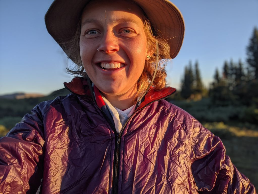 mikaela osler colorado trail fkt record