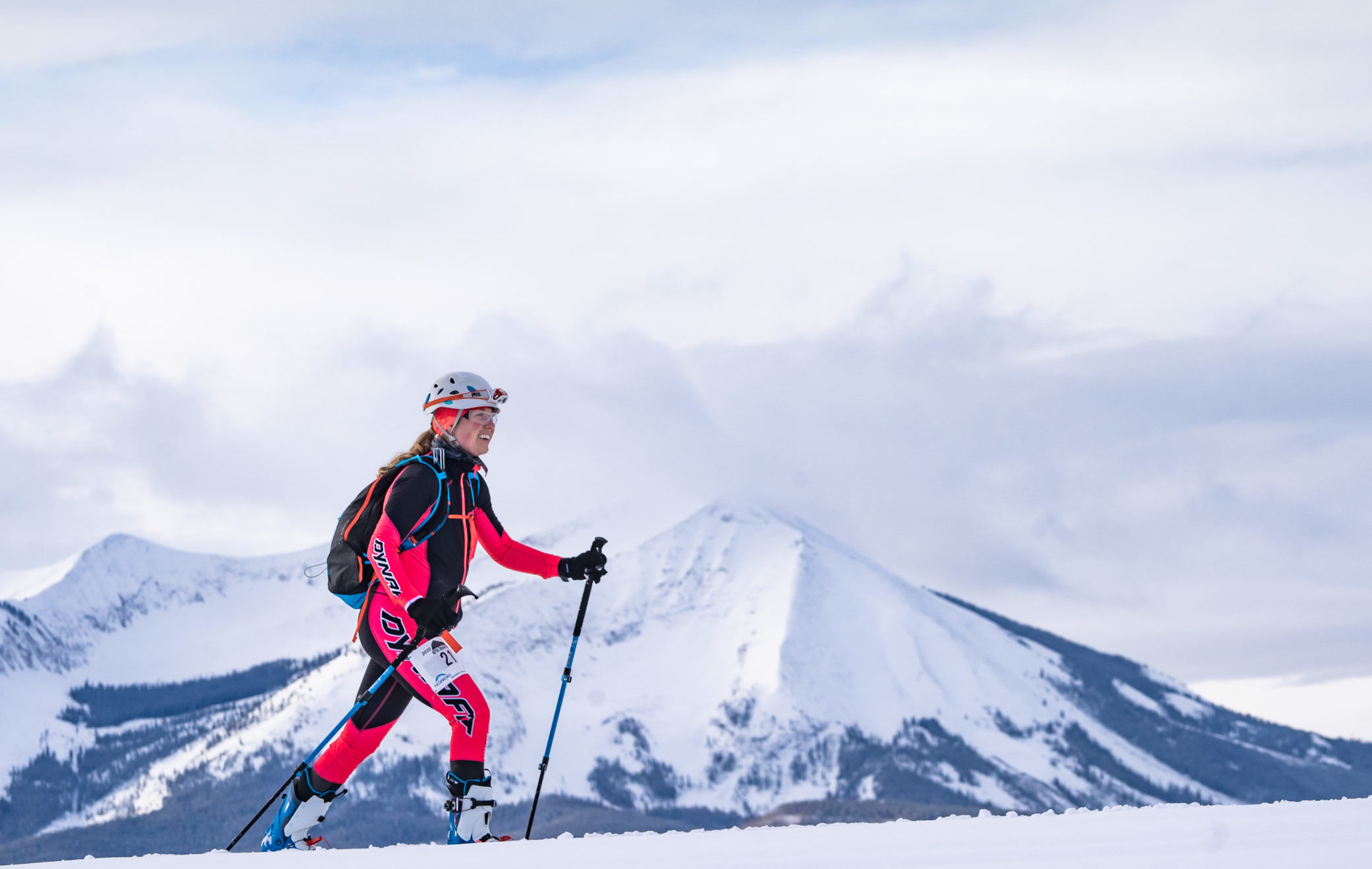 skimo gear landscape crested butte