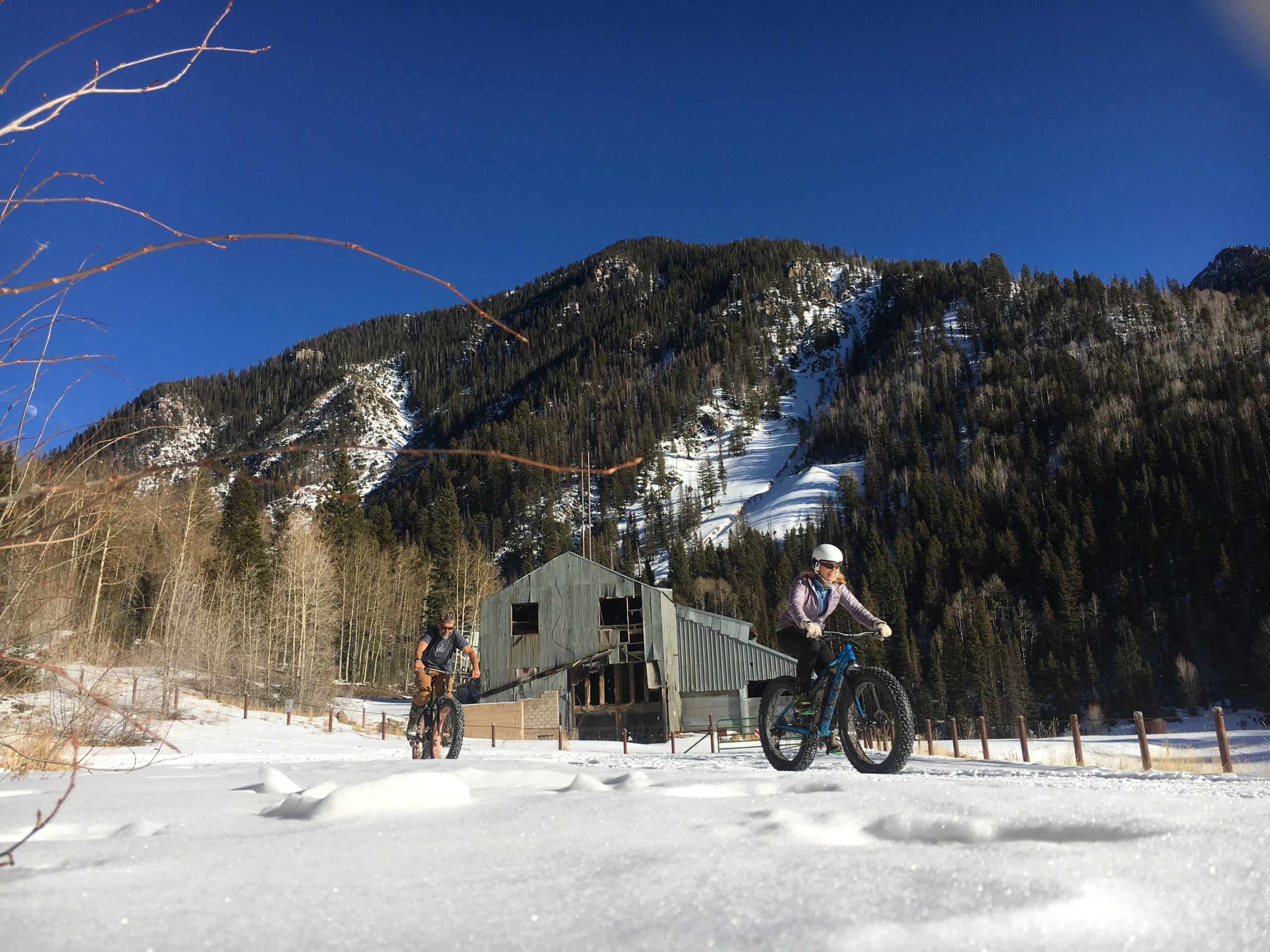 fat biking rico colorado