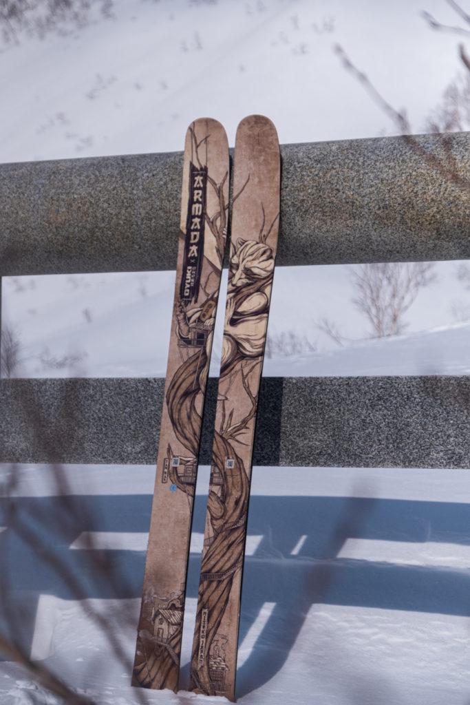armada oyuki jj ul ski profile