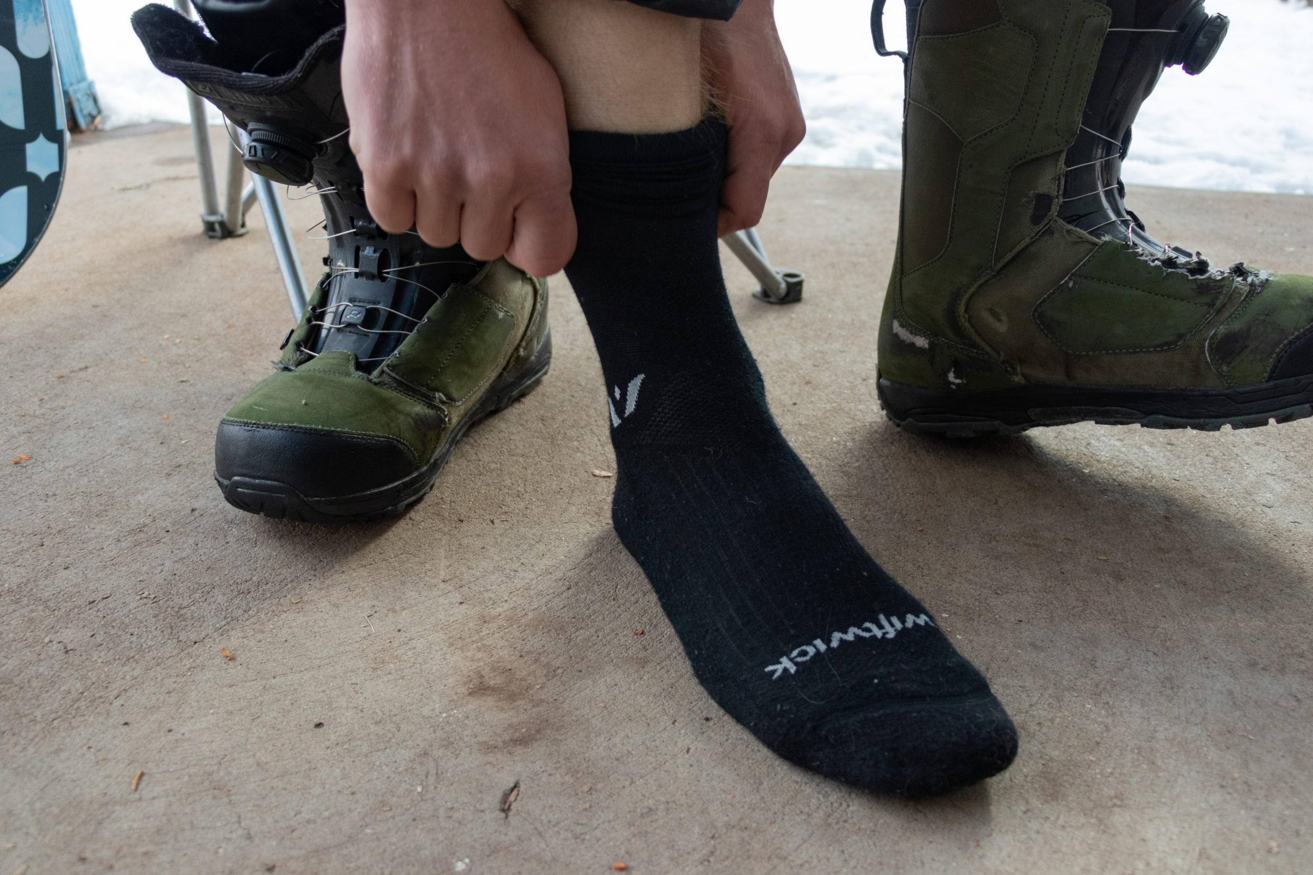 swiftwick pursuit twelve sock