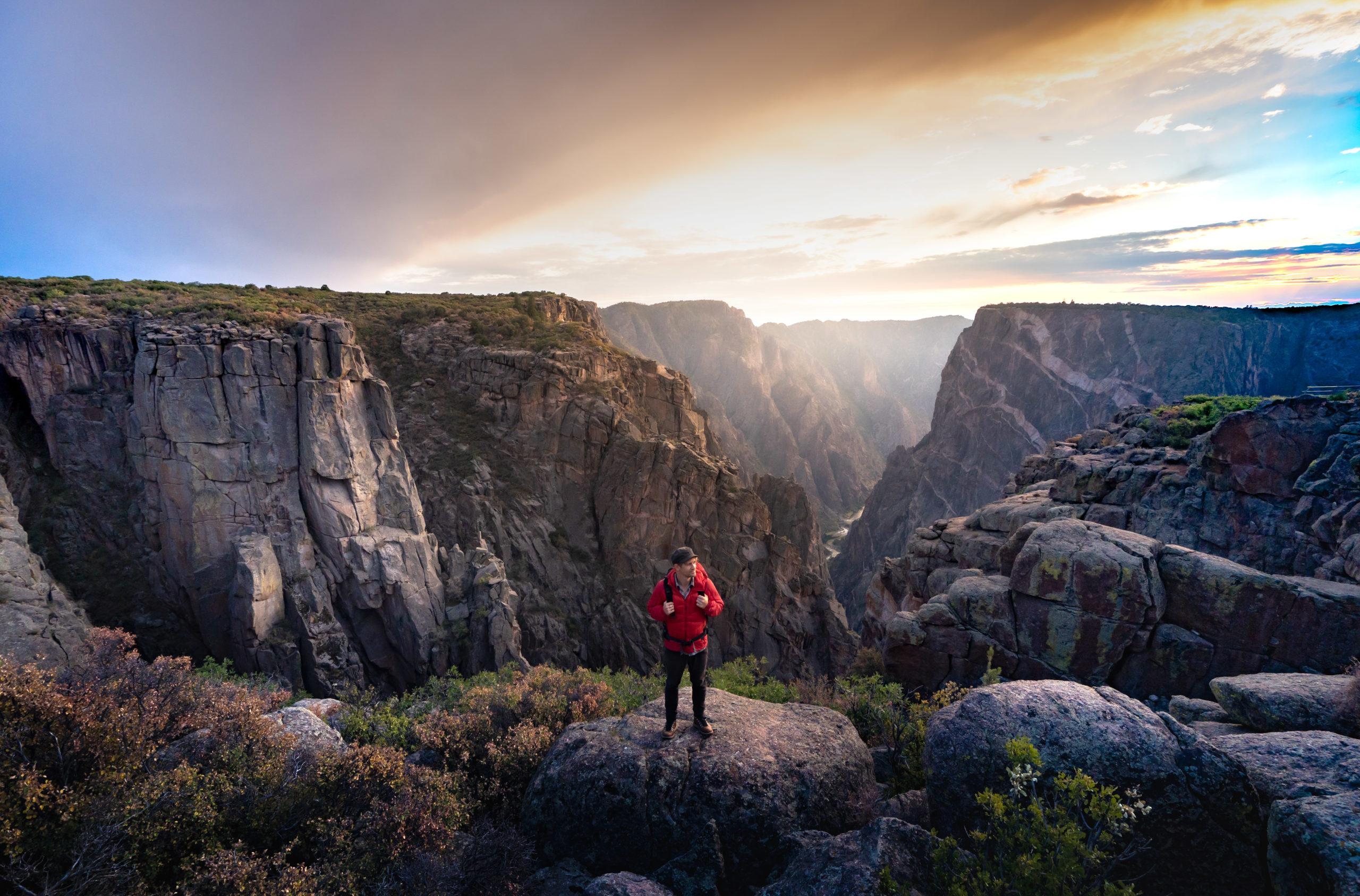 true meaning adventure pro magazine black canyon gunnision
