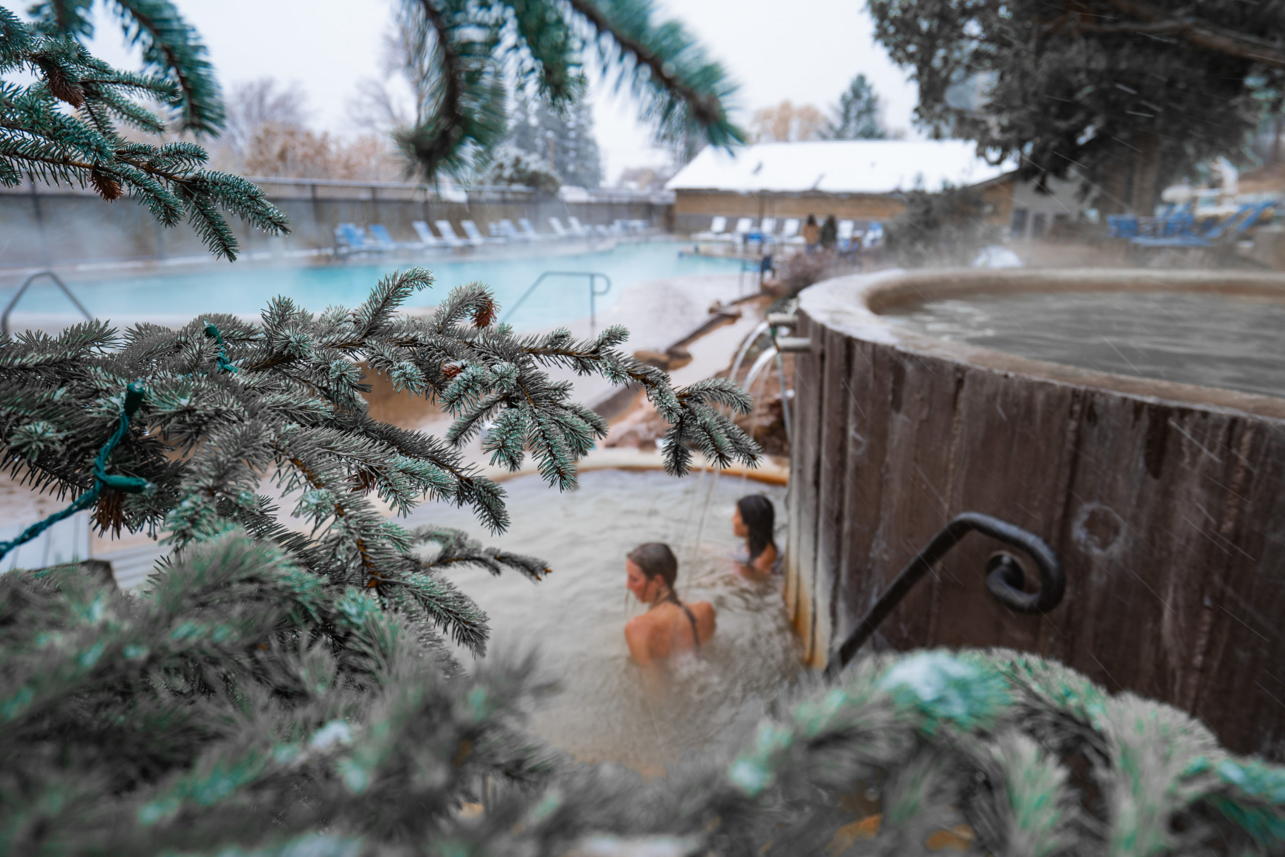 durango hot springs winter sports recovery