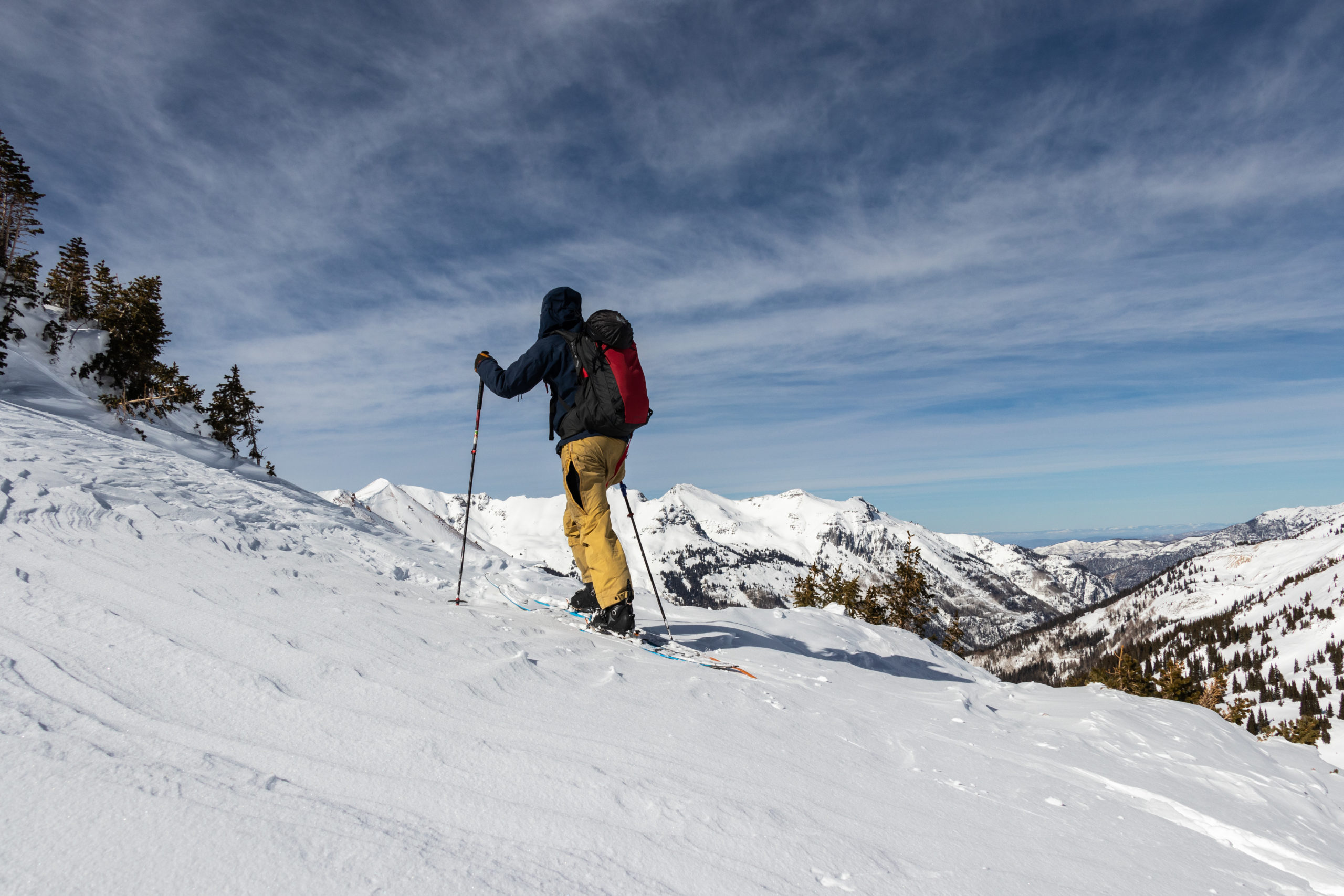 Hero image- Backcountry skiing commandments