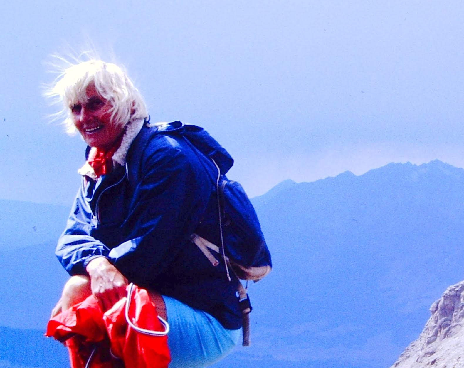gudy gaskill mother of the colorado trail