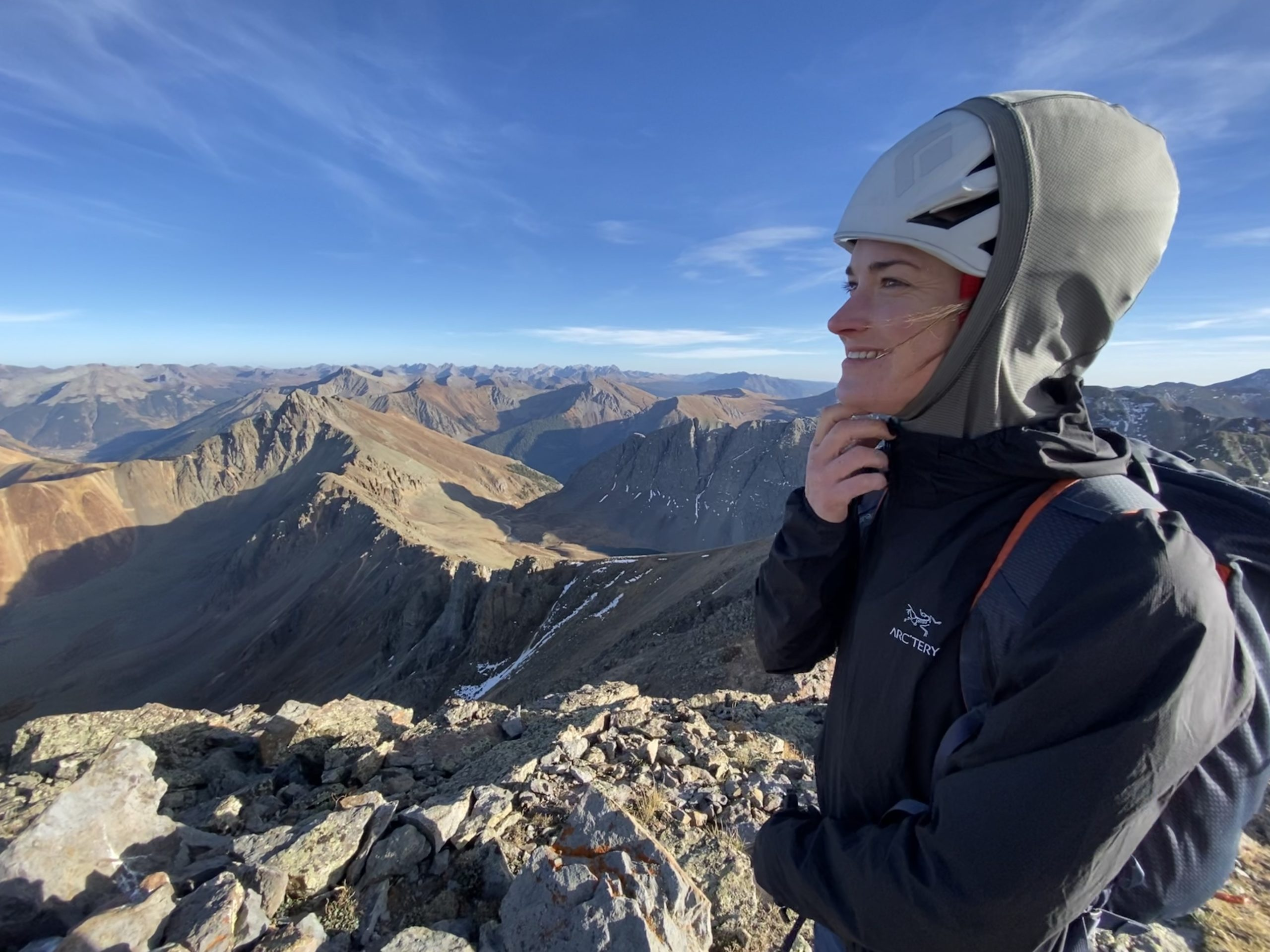 south lookout peak 13er silverton colorado