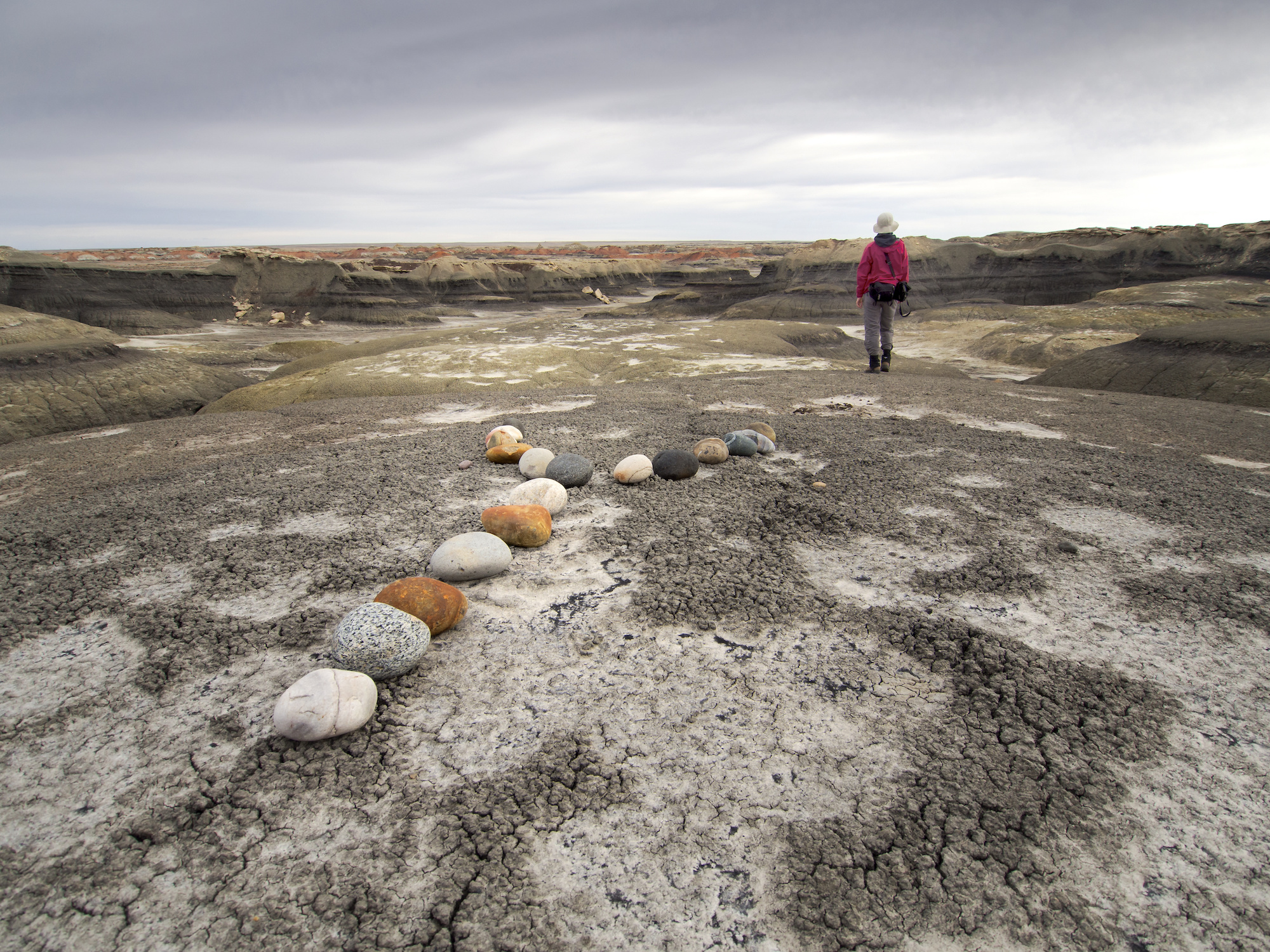 hikes all ability levels bisti badlands new mexico