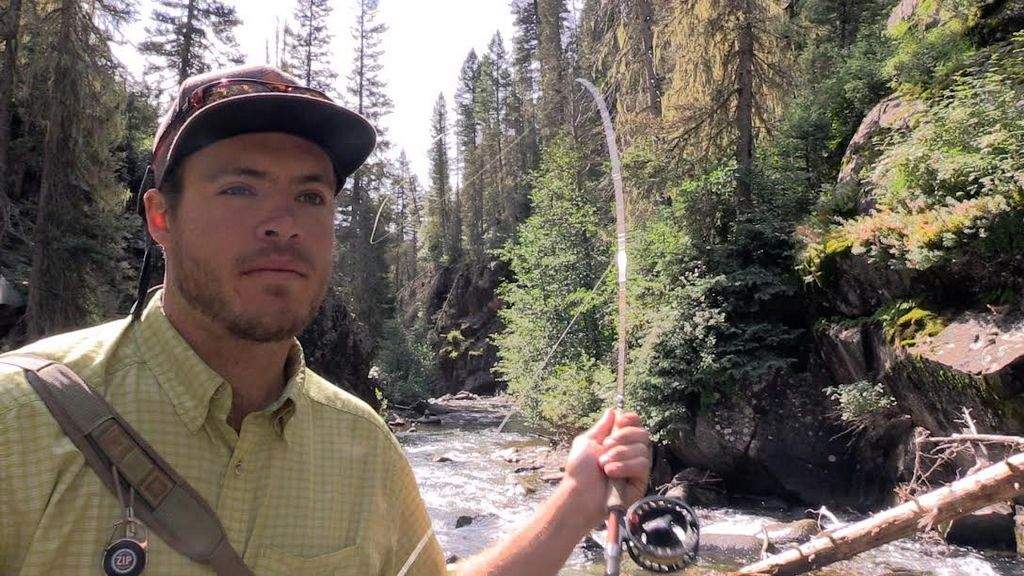 dry fly fly fishing