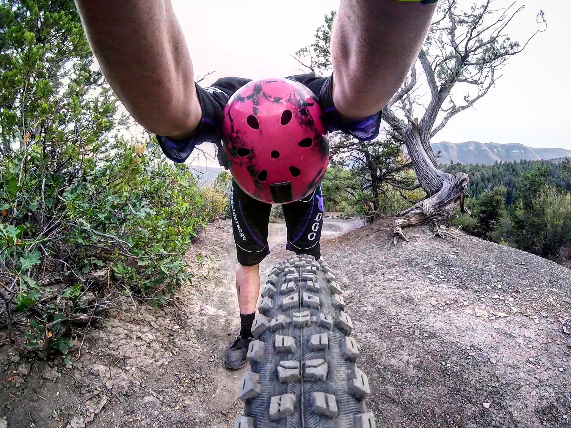 Tony Herdsman. Pedal Durango. Colorado.