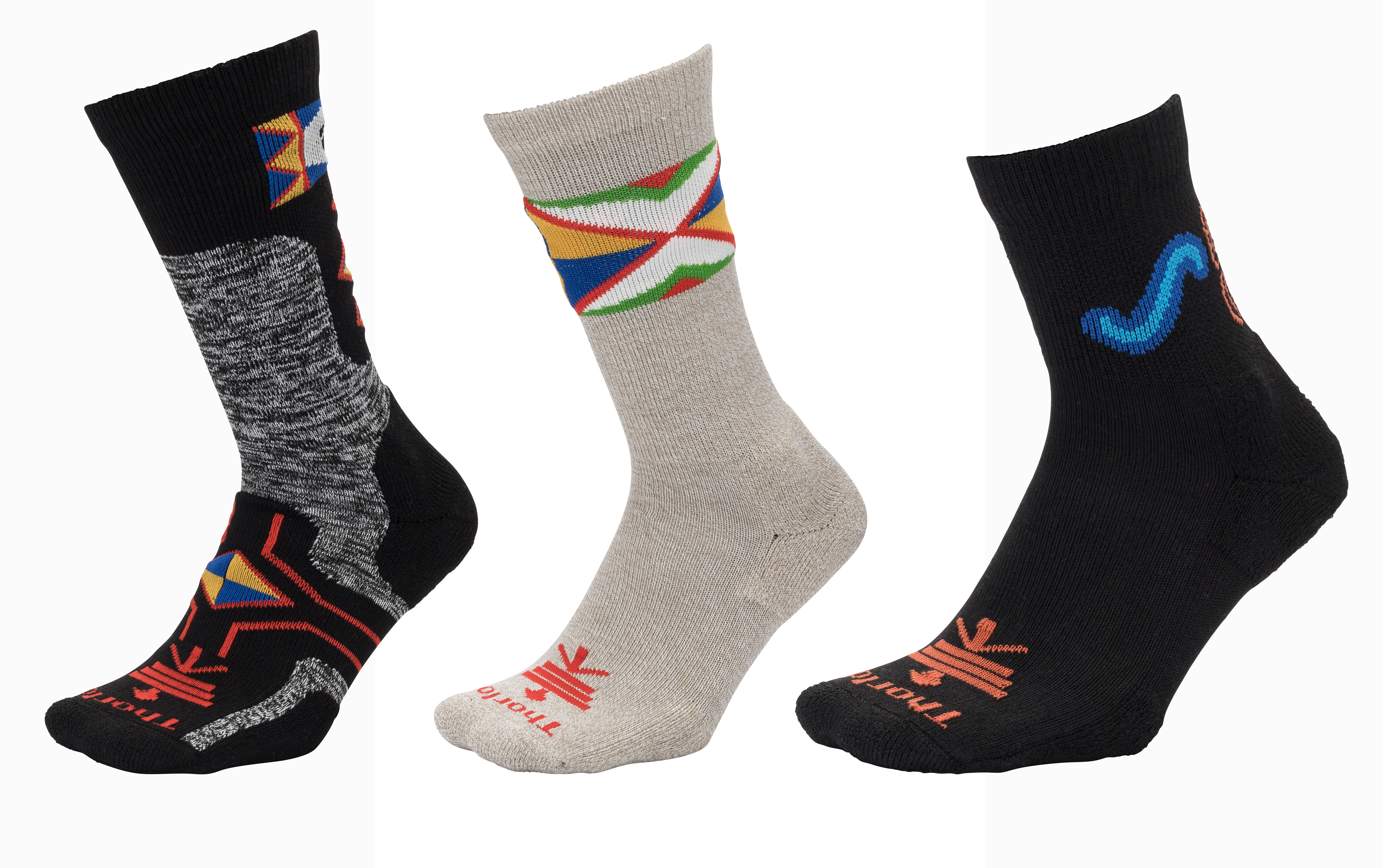 Thorlo First Nation Collection - Native American Designs