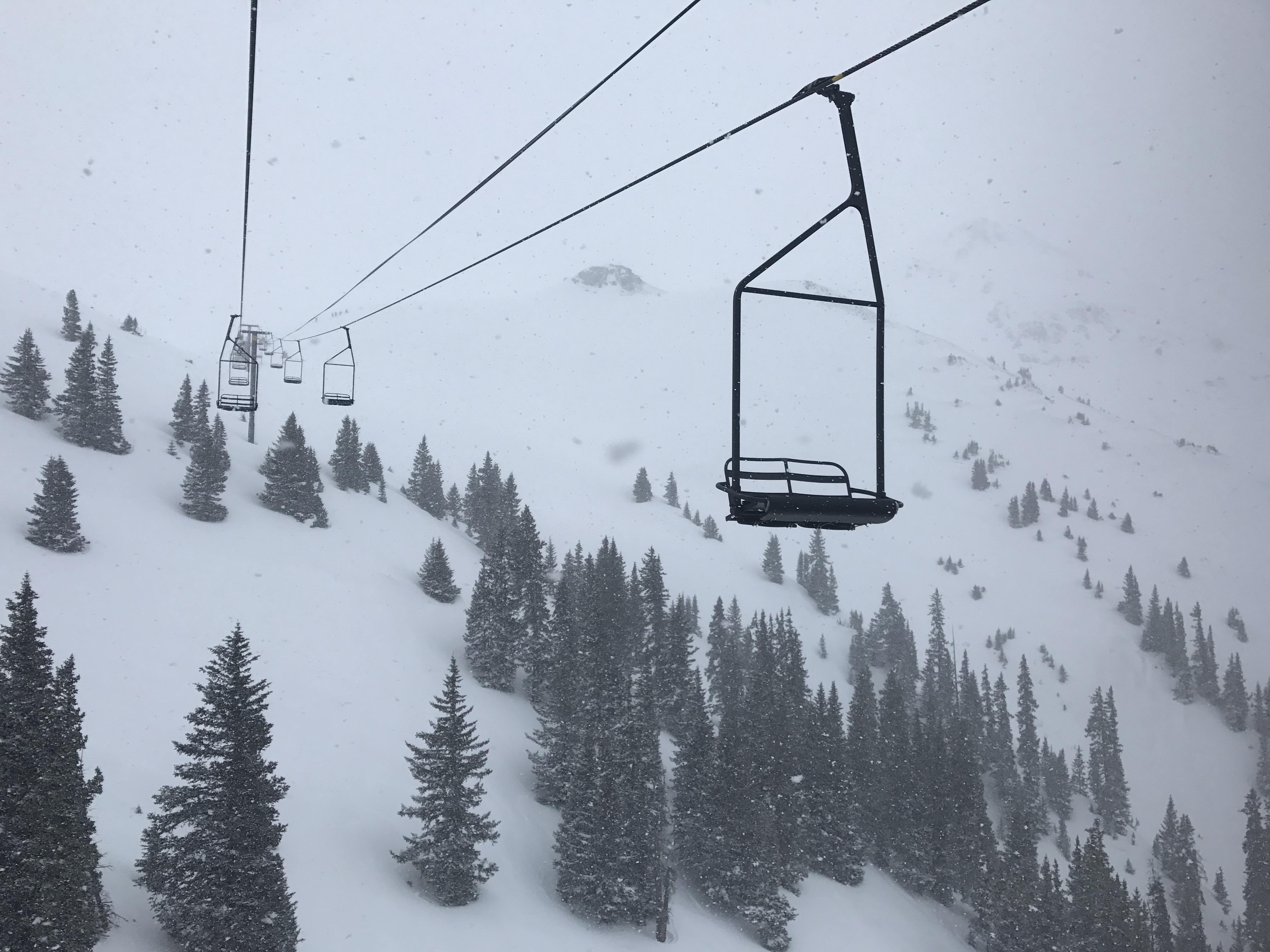 chairlift silverton mountain