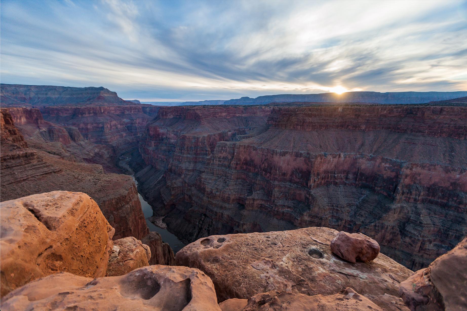 in story winter desert destinations toroweap overlook grand canyon national park